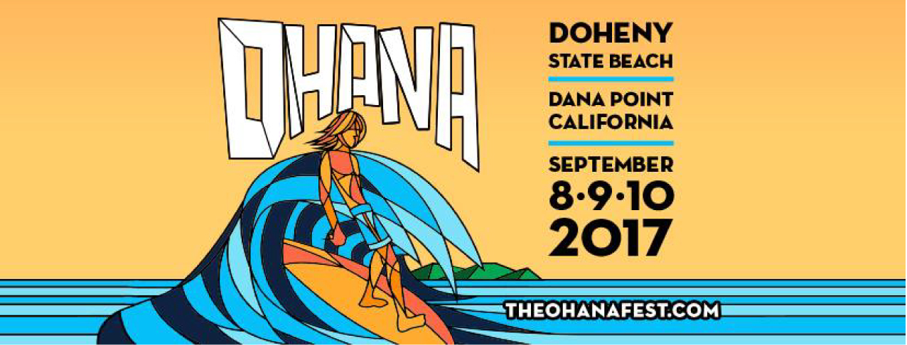 Ohana Music Festival | September 8, 9,10