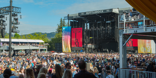 JaM Cellars is the Presenting Sponsor of BottleRock Napa Valley