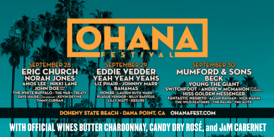 Join us at Ohana Fest!