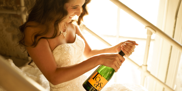 Celebrate Weddings with Toast Sparkling