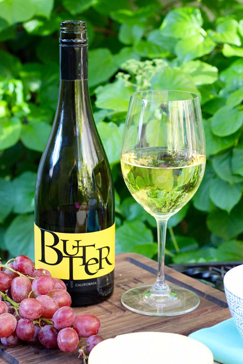 Wine Wednesday: Butter Chardonnay For Mother's Day