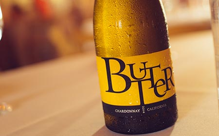 Butter Chardonnay, California