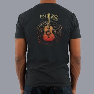 Wine Guitar | Men's T-Shirt