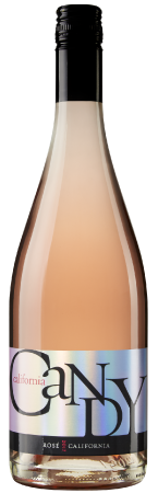 2017 California Candy Dry Rosé 750 mL